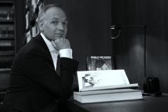 Prof.Dr. Markus Müller Direktor Picasso Museum