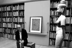 Dr.Heiner Hachmeister Kunsthändler Sammler Galerist