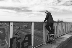 Andreas Köpnick Künstler und Professor für Film, Video und neue Medien
