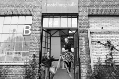 Kirsten Mühlbach und Christiane Schöpper  Kuratoren vom Hawerkamp