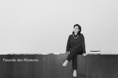 """Sabine Mensing Geschäftsführerin der """"Freunde des Museums für Kunst und Kultur Münster e.V."""""""